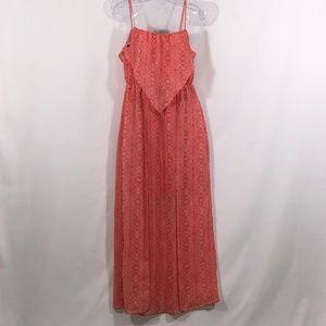 🌞🌞🌞GNW fly away maxi dress w/mini skirt $22 OBO